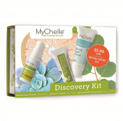 MyChelle Dermaceuticals Beauty Discovery Kit (Natural Facial Care .  20 Value, .1980ml