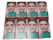 Nu-pore Face Cleansing Strips, 8 Travel Packs, 3 Strips Each Pack