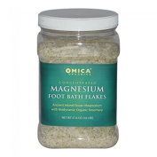 Magnesium Foot Bath Flakes with Biodynamic Organic Rosemary
