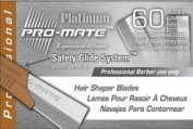 Pro-mate Platinum Hair Shaper Blades