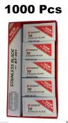 Wennow Dorco ST301 - 1000 Pcs Double Edge Razor Blades - Stainless Blades