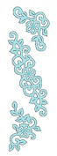 Sweet Dixie SDD134 Mini Craft Die - Leafy Border & Motif