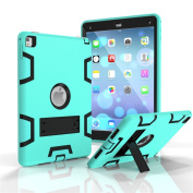 iPad Pro 9.7 inch Case, iPad Pro 9.7 Case, VPR 3 In 1 Hybrid Armour Shockproof Full Body Protective Kickstand Case For Apple iPad Pro 9.7 Inch 2016 Release Tablet