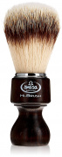 Harry D Koenig Faux Badger Shave Brush Wood