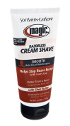 SoftSheen Carson Magic Smooth Razorless Cream Shave by Magic Shave