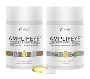 Xtreme Lashes. Amplifeye. Lash, Brow & Hair Formula by Xtreme Lashes
