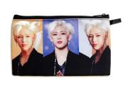 BAMBAM GOT7 Boy Band Kpop Pencil Case Bag