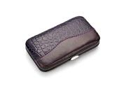 Amethyst 6-Pcs Manicure Pedicure Groomong Kit