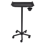 Beauty Equipment Trolley Cart Salon Service Tray with Appliance Holder Spa