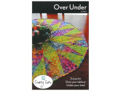 Swirly Girls Design Over Under Tree Skirt Pattern