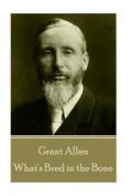 Grant Allen - What's Bred in the Bone