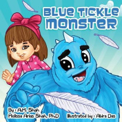 Blue Tickle Monster