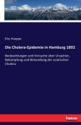 Die Cholera-Epidemie in Hamburg 1892 [GER]
