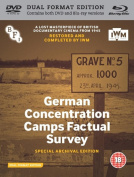 German Concentration Camps Factual Survey [Region B] [Blu-ray]