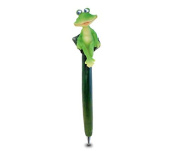 Puzzled Resin Planet Pen, Frog