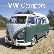 Vw Campers Calendar 2018