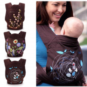 Dazone Newborn Baby Sling Front/Back Carrier
