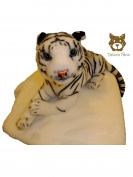 White Brown Tiger Leopard Lion Panther 100 cm - 350 cm Deluxe Paws®