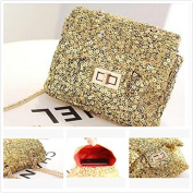 New Arrival Dazzling Glitter Sparkling Bling Sequins Evening Party Bag Handbag Crossbody bag