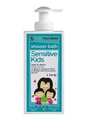 FREZYDERM Sensitive Kids Shower Bath Body Wash