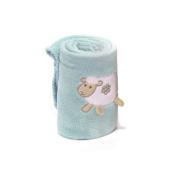 Soft Baby Blanket Blue