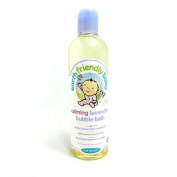 (Pack of 6) Earth Friendly Baby - Calming Lavender Bubble Bath 300 ML