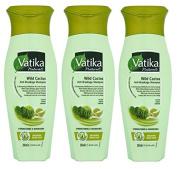 Shampoo VATIKA Wild Cactus - 3 X 200 ml