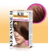 Keramine H Cream Gel Dye without Ammonia 6.0 Dark Blonde