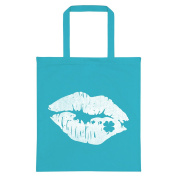 Shamrock Lips Tote Bag