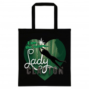The Future Lady Clayton Tote Bag