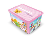 Playmobil 064749 - Princess Storage Box M, 12 Litres in PVC
