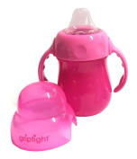 Griptight - Handled Easy Flow Sipper Training Cup - Non Spill