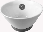 LaBowl Children's Porcelain Bowl with Removable Non-Slip Silicone Base