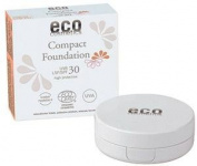 Eco Cosmetics Compact Foundation SPF 30 030 Beige 10g