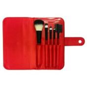 Exposed 5pc travel brush kit