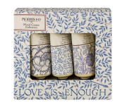Morris & Co Love is Enough Hand Cream Collection, 30 ml, Pack of 3