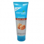 2 X Everyuth Walnut Facial Scrub Removes Dead Cells Give You a Clean Smooth and Healthy Skin 25g X 2 = 50gm