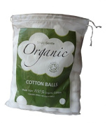 (4 PACK) - Simply Gentle - Org Cotton Balls | 100g | 4 PACK BUNDLE