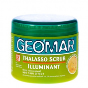 GEOMAR Thalasso Scrub Peeling Illuminant 600gr. Lemon