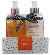 Sanctuary Indulge And Let Go Hand Indulgence Duo Gift Set
