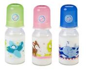 BabyNova Baby Glass Bottle 125 ml