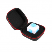 For Fidget Cube Stress Relief,Sunfei Anxiety Stress Relief Focus Dice Bag Box Carry Case Packet