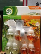 Airwick Life Scents starter pack 1+7