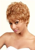 JUNEE FASHION MANHATTAN STYLE Finest quality synthetic wigs LEONA #4