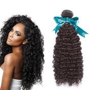 "Queen Love Hair Brazilian Kinky Curly Virgin Hair 3 Bundles Brazilian Hair Extesnions Weaves60cm 60cm 22"""