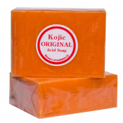NEW Original Papaya Kojic Whitening Soap With Micro-Exfoliation- 120g
