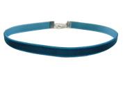 COIRIS 1.6cm Width 20pcs/lot 13 inches Length Short Black Velvet Chokers Necklace for Girls Women's Vintage Choker with Extension Chain (XL-1002)