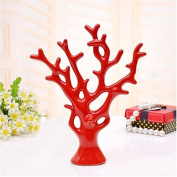 Wholesale - Chinese Style Ceramic Handicrafts Home Decor Supplies, Creative Love Tree for friends Wedding Gifts Elegant Chinese Porcelain Crafts