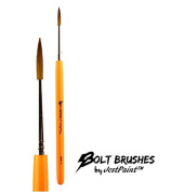 BOLT Face Painting Brushes by Jest Paint - Liner #4