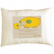 John N Tree Organic - Toddler Pillow. Certified Global Organic Textile Standard from seed to final product